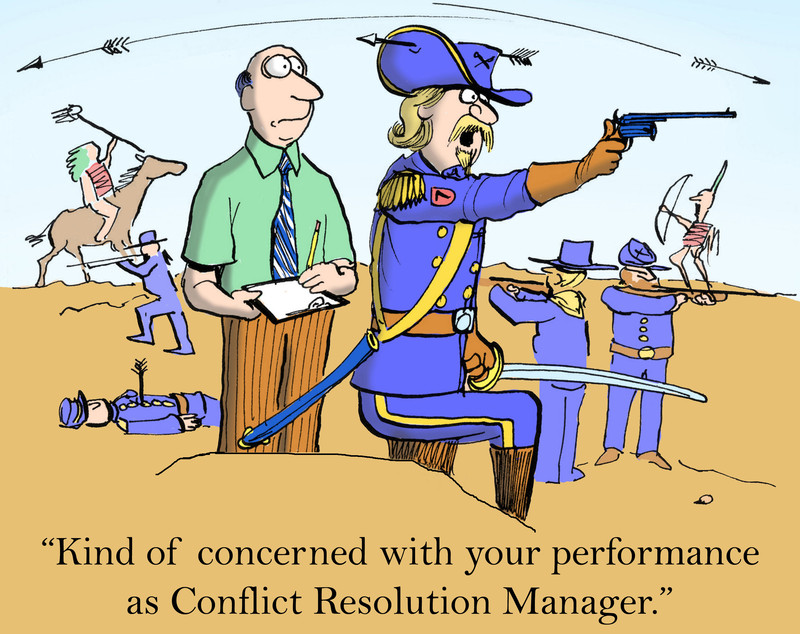 Workplace conflict management